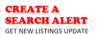Create New Listings Alert